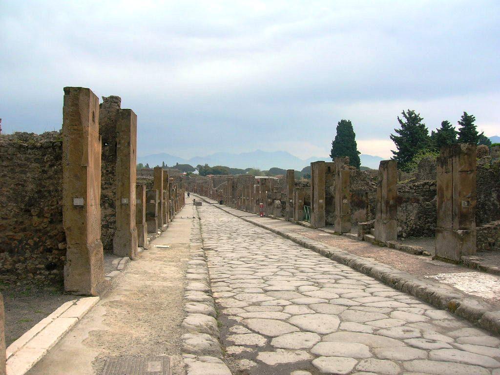 pompei antica