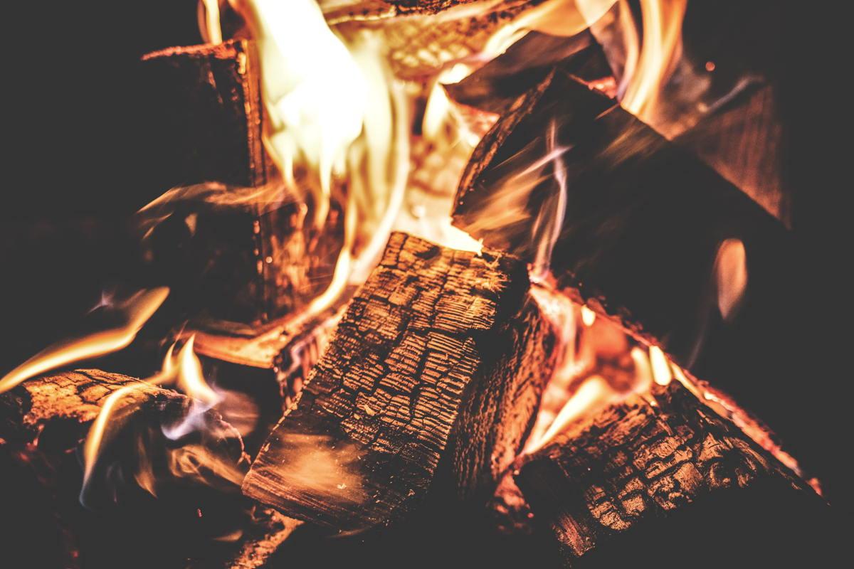 Come accendere un fuoco in natura